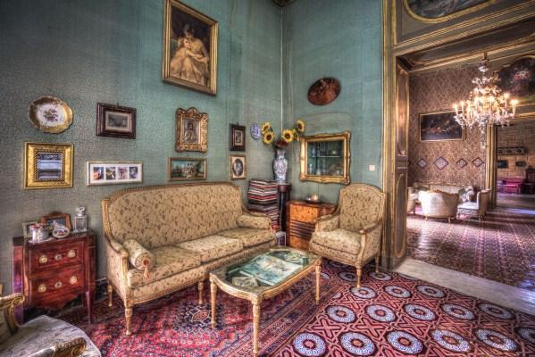 Notte a Palazzo COnte Federico