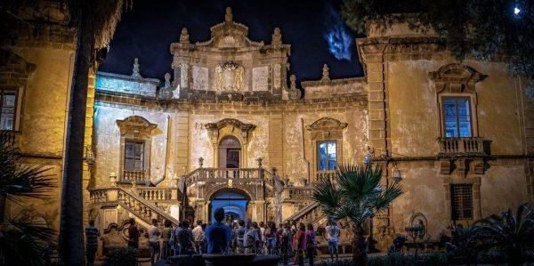 Villa palagonia bagheria villa dei mostri