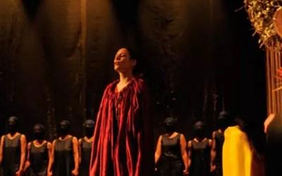 Terra d'Arneo, Terra dei Teatri all'Oleificio di Leverano con una commedia ispirata ad Aristofane