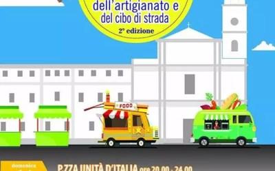 """""""CreART"""" Festival dell'artigianato e del cibo di strada"""