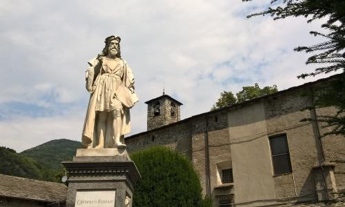 monumento a gaudenzio ferrari