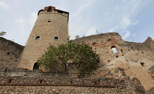 Castello di Avio, il Mastio