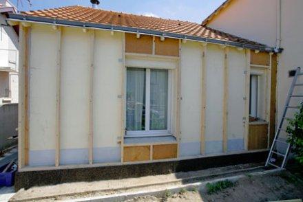 Comment isoler sa maison par l exterieur segu maison for Isoler maison par exterieur