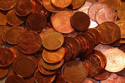 vos pi ces de 1 et 2 centimes valent jusqu 100 euros la corneille veille. Black Bedroom Furniture Sets. Home Design Ideas