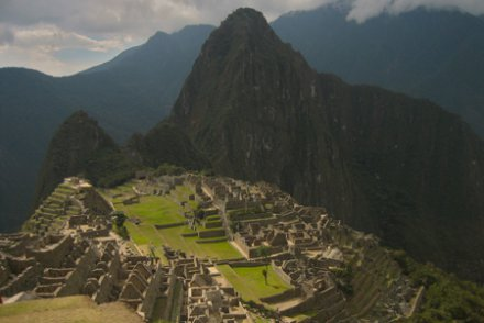 Au Pérou, le Machu Picchu menacé par un projet d'aéroport