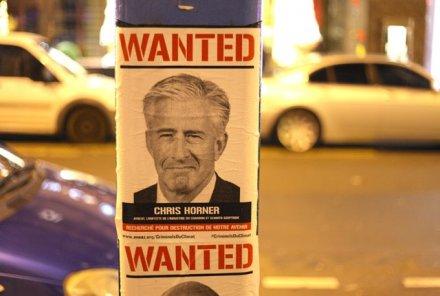 Wanted, les hors-la-loi de la COP