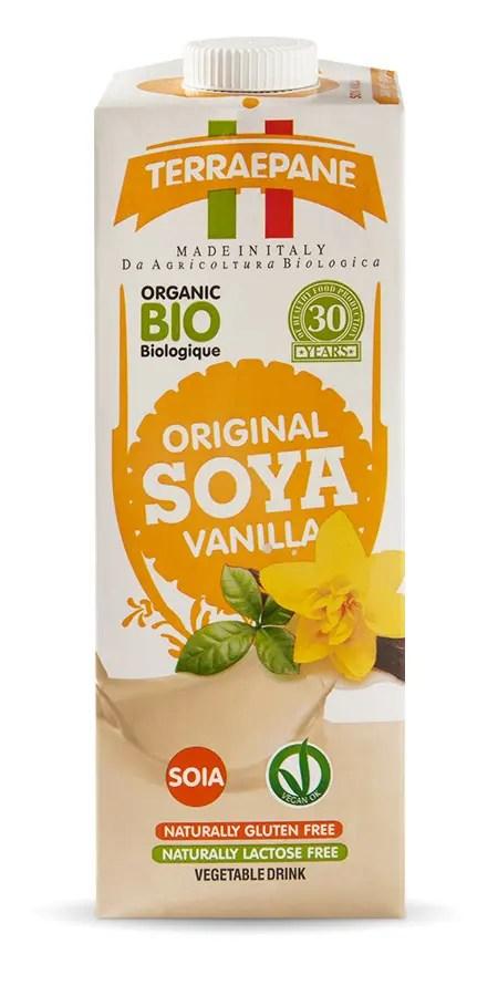 Bevanda di Soia alla Vaniglia 1l.