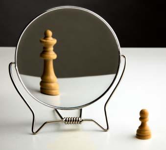 A true reflection?