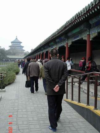 Beijing-Temple-of-Heaven-long corridor