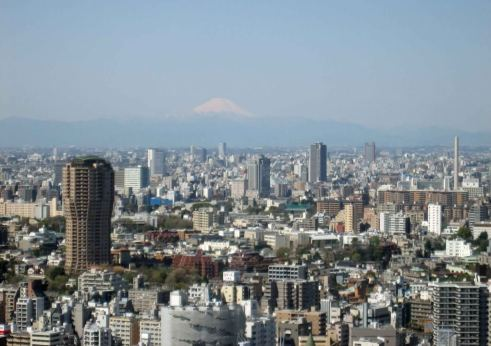 Experience Japan-View Mt-Fuji-from-Tokyo-Tower on a Half Day Tokyo Tour