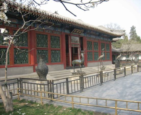Summer-Palace-Hall-of-Happiness and Longevity