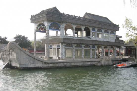 The Marble-Boat at the Summer Palace