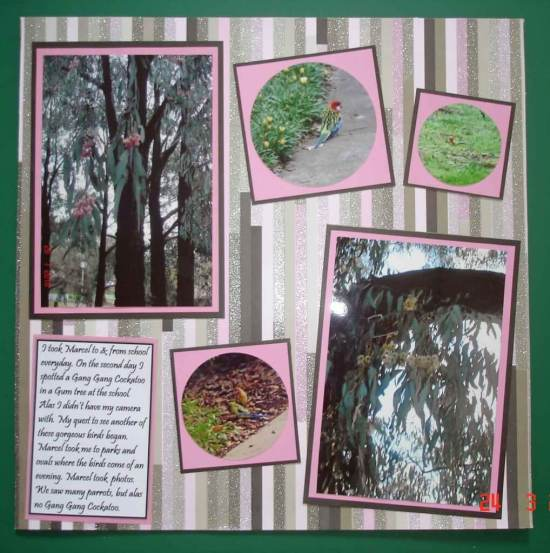 Glitter Stack Free tips Scrapbooking design ideas