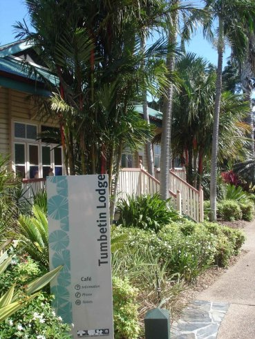 The-Palmetum-Tumbetin-Lodge Townsville City tropical Townsville