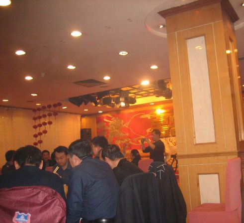 Xian City. A Dumpling Dinner not to be missed when you visit Xian City
