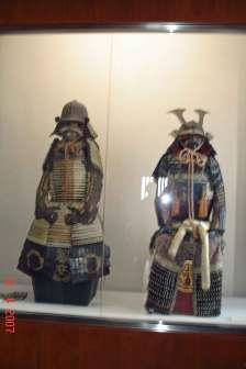Samurai Battle Dress-Himeji Castle (White Heron Castle) Himeji