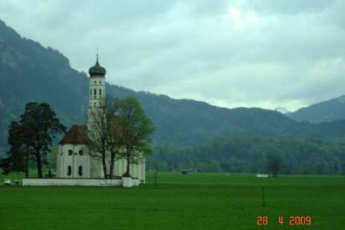 "The Wies Pilgrimage Church of the ""Scourged Savior"""
