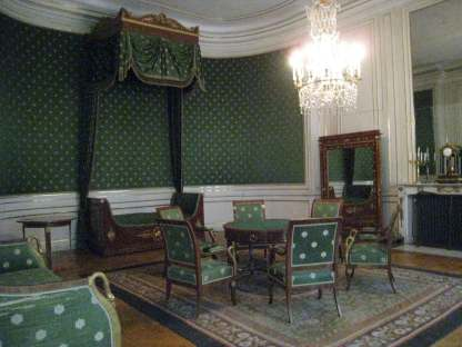 Queen's-Bedroom-Nymphenburg Palace-romantic road