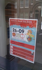 locals save the east promotieposter