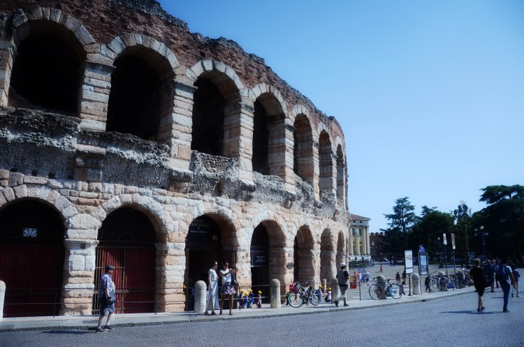 A Handful of Hours in Verona, City of Lovers