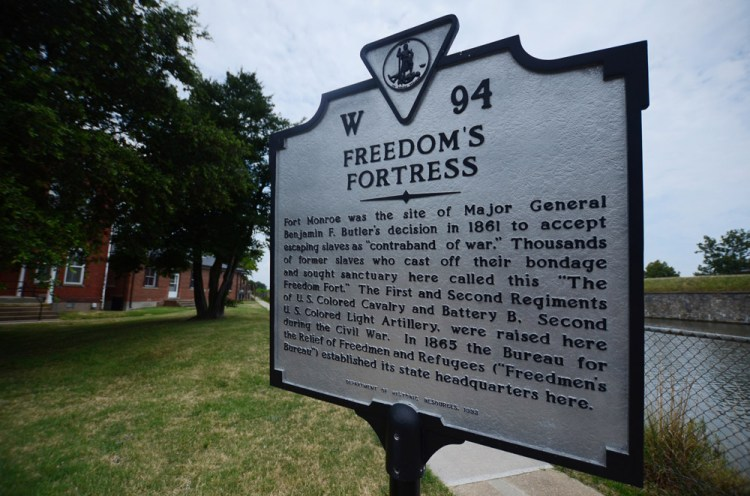 Fort Monroe National Monument || terragoes.com