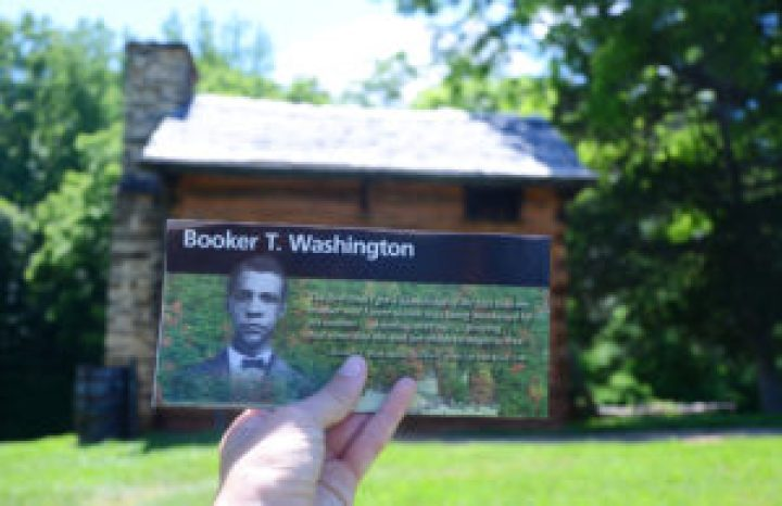 Booker T. Washington National Monument || terragoes.com