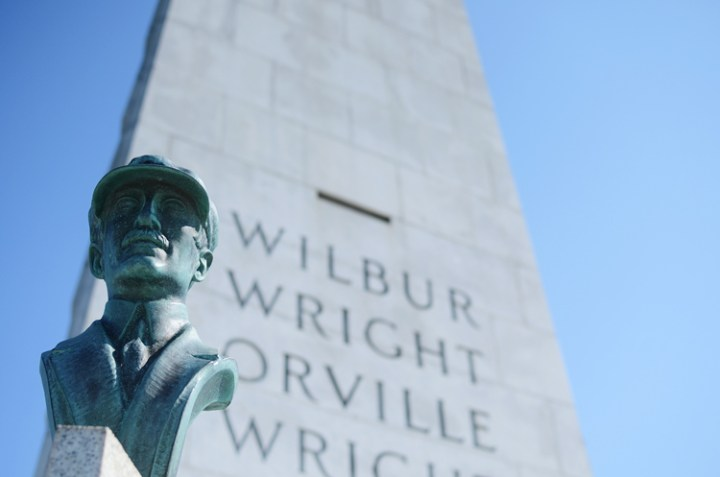 Wright Brothers National Memorial || terragoes.com