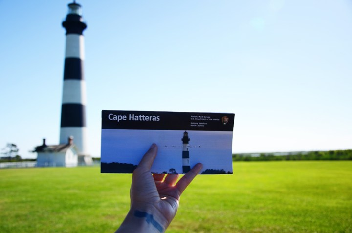 Cape Hatteras National Seashore || terragoes.com