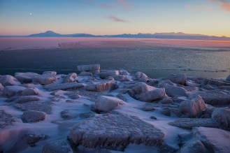 07. McMurdo Sound Alpenglow