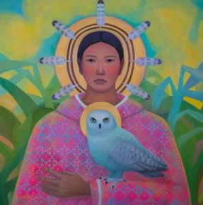 Anipa, The Snowy Owl