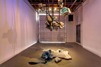 02. Mesh, at Locust Projects, 2015