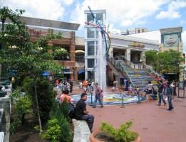 Silver Plaza Daytime
