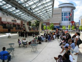 Veterans' Plaza Canopy