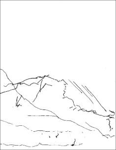 Loowit Falls