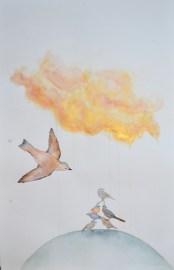 Swallow Overhead