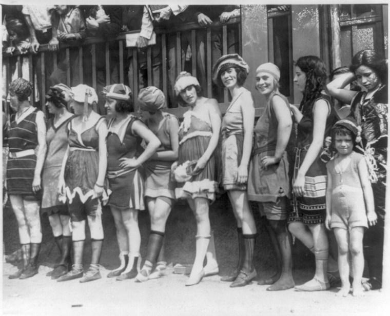 1920s beauty contest