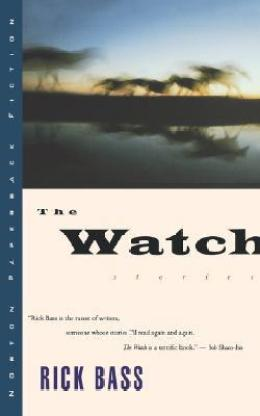 The Watch, book cover