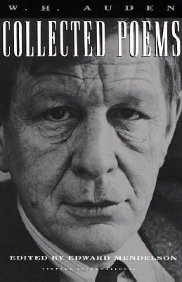 Collected Poems of W.H. Auden, cover