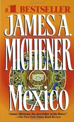Mexico, book cover