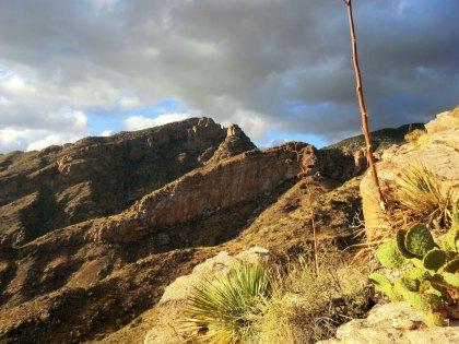 Pursch Ridge Wilderness Area