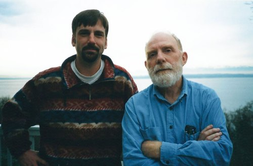Derek Sheffield and Ivan Doig