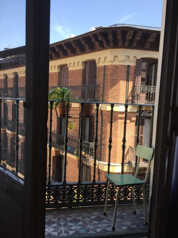 My new balcony