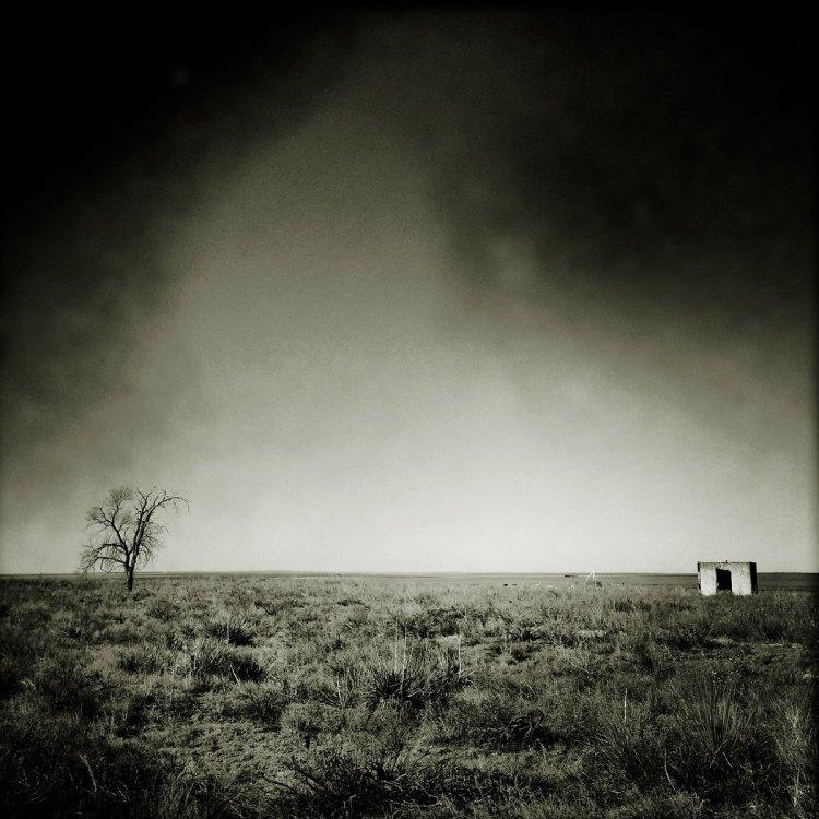 Amache horizon. Photo by Sarah Skeen.