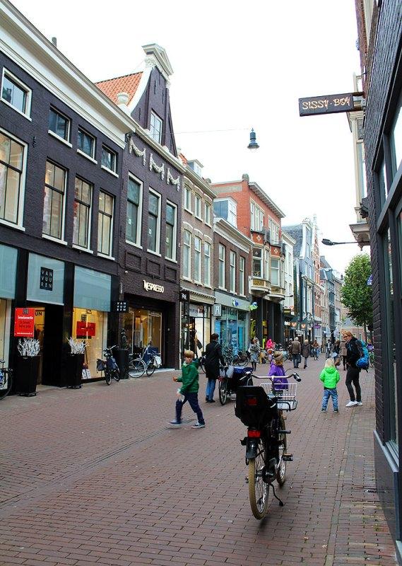 Haarlem street scene