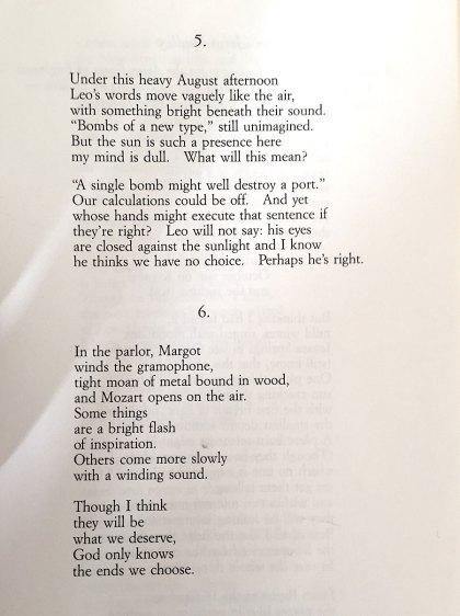 Einstein poem from 1986/1993