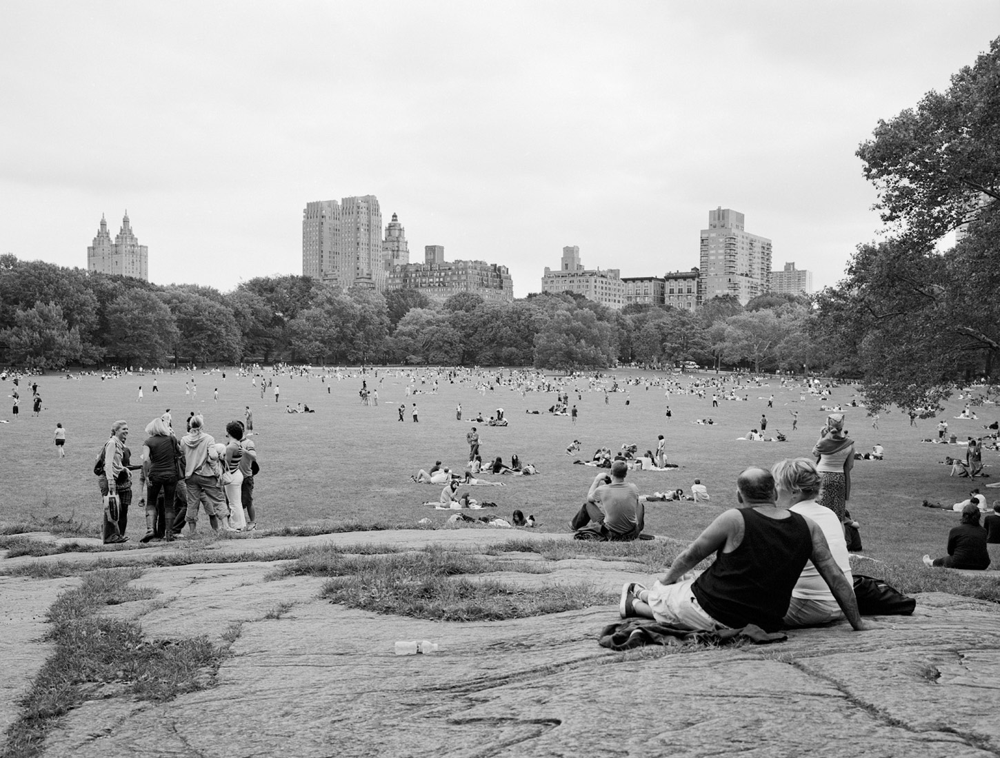 Central Park: Photographs by Lauren Henkin