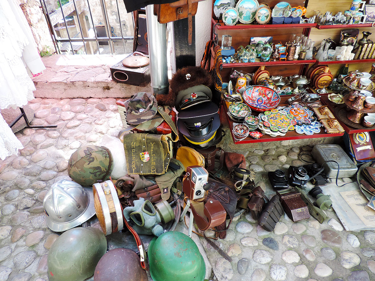 Objects from the war