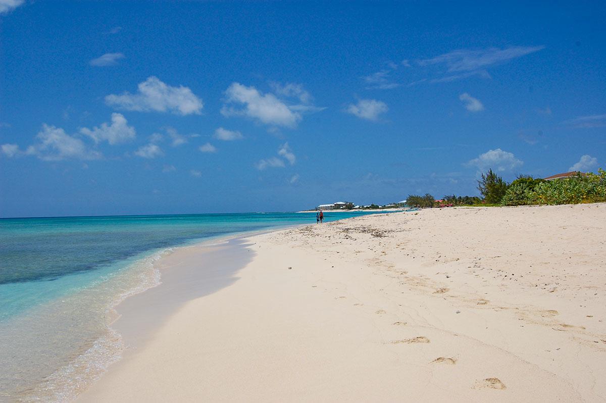Grand Turks beach