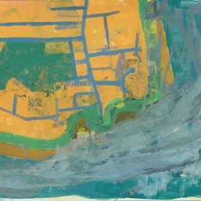 Remembered Map VI, by Joyce Conlon