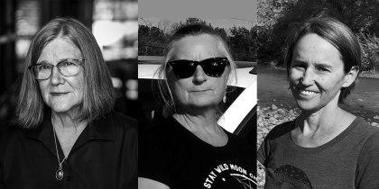 Alison Hawthorne Deming, Suzanne S. Rancourt + Anne Haven McDonnell